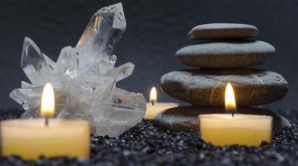 Comme Dans Une Bulle Cristal de roche