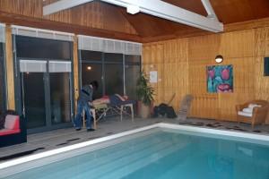 Soin Ayurvédique  en chambre d'hôte domaine du chalet - Comme dans une bulle