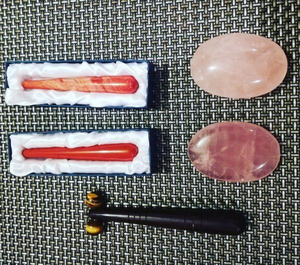 Pierres minérales, lithothérapie