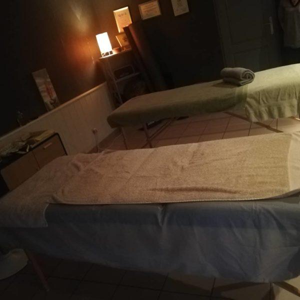 Duo massages bien-être